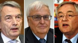 WM-Trio wieder unter Druck