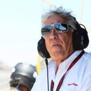 Botschafter des Großen Preises: Rennfahrerlegende Mario Andretti