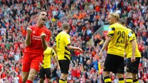 Bedenkliche Generalprobe in Liverpool