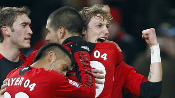 Leverkusen schlägt abermals eiskalt zurück