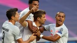 Bayern nimmt Barcelona auseinander