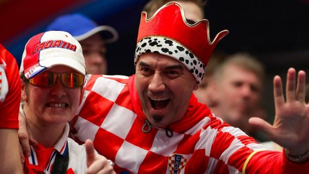 Kroatien und Spanien nicht zu stoppen