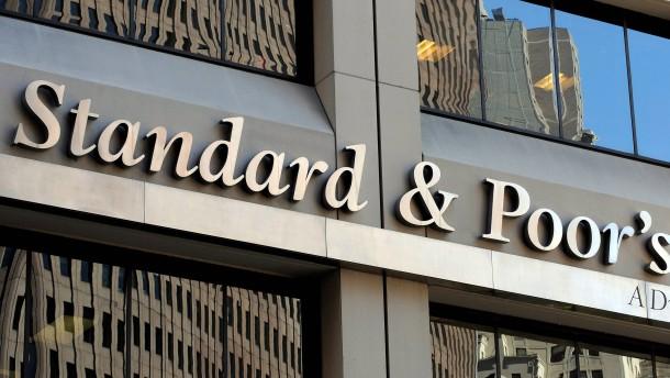 Die Ratingagentur Standard & Poor's (S&P) hat Investoren nach nsicht eines Gerichts in die Irre gefü