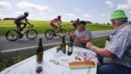 So schön kann die Tour de France sein.