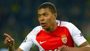 Monacos große Hoffnung ist erst 18