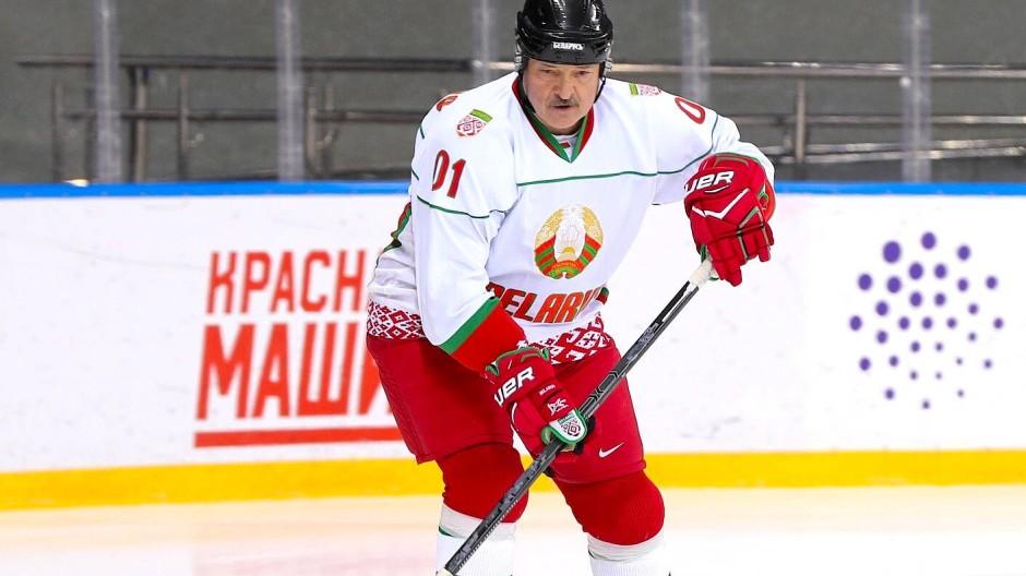 Keine WM beim Machthaber Lukaschenka: Der Eishockey-Weltverband entzieht Belarus die Ausrichtung.