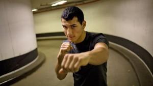 Boxen wie einst Ali