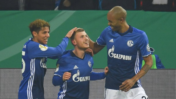 Der Schalker Lauf hält an
