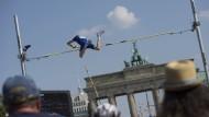 Berlin fliegt - Frankfurt schmilzt