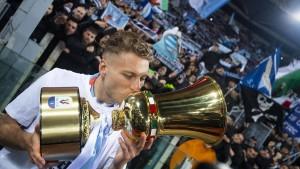Ausschreitungen in Rom nach Lazio-Pokalsieg