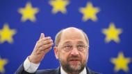 """""""Ich glaube, dass der Sport aufgewertet werden muss"""": Martin Schulz"""