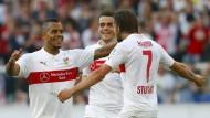 Stuttgart sieht wieder Land