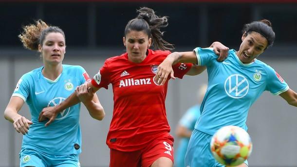 Die neue Spannung in der Frauen-Bundesliga