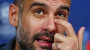 Guardiola äußert sich zu Wechselgerüchten
