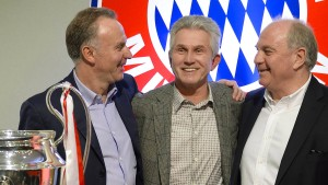 """""""Ich interpretiere Hoeneß' und Rummenigges Aussagen nicht"""""""