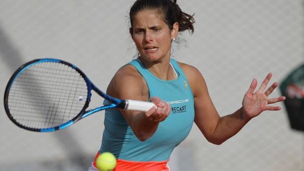 Julia Görges beendet überraschend ihre Tennis-Karriere