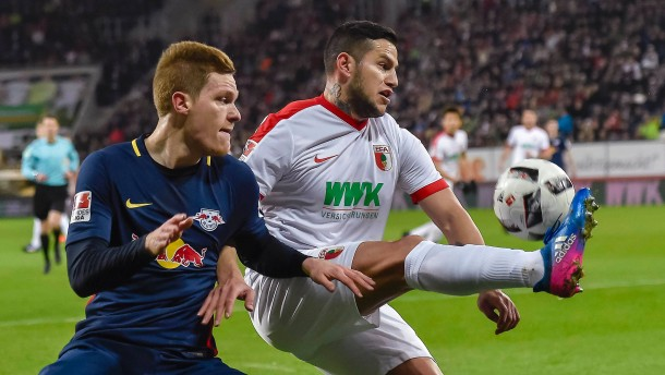 Aufsteiger Leipzig büßt Punkte ein