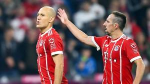 Das Bayern-Problem mit Robben und Ribéry