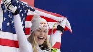 Der Star der Heim-WM: Lindsey Vonn