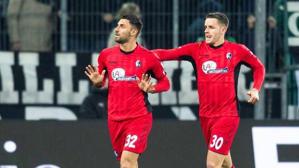 Mönchengladbach kann nicht mehr zuhause gewinnen