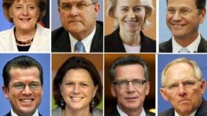 Schäuble und die anderen