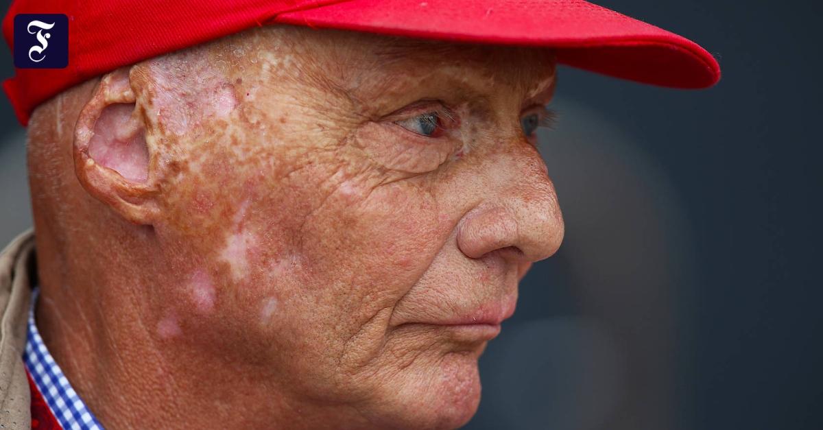 Interview mit Niki Lauda 40 Jahre nach Unfall auf Nürburgring