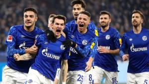 Das späte Glück der Schalker