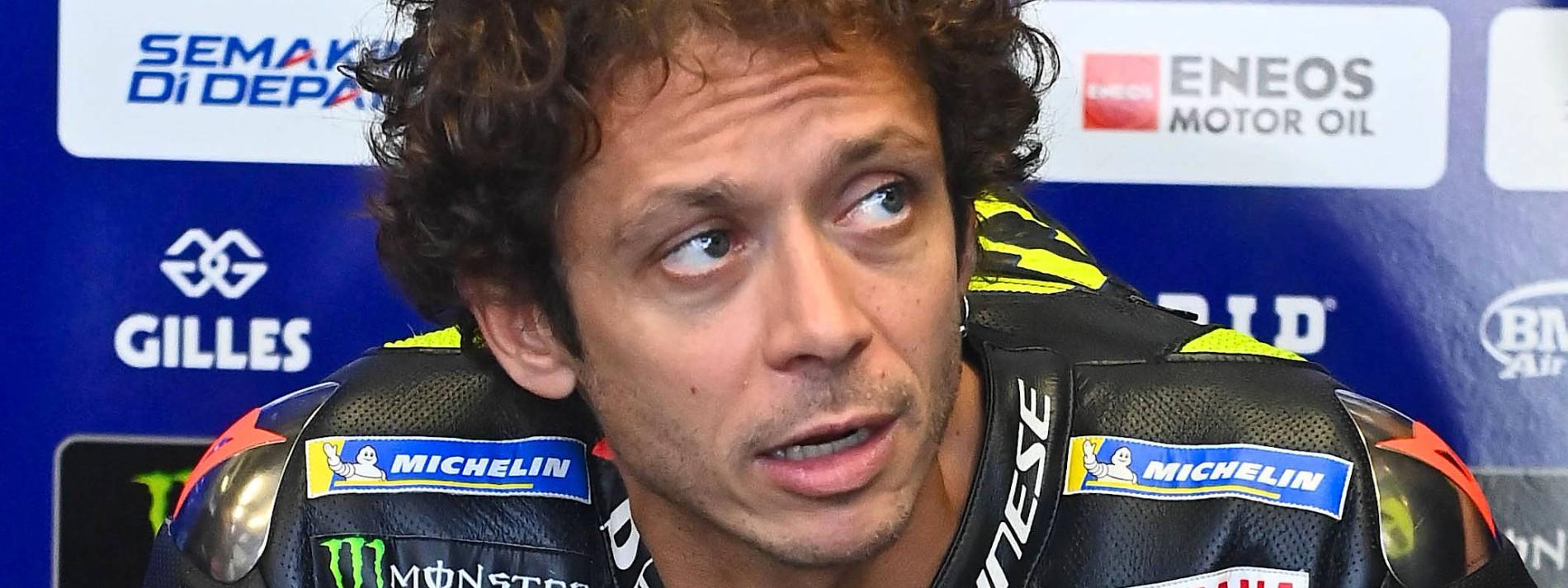 """""""Rossi sieht den Tod vor seinen Augen"""""""