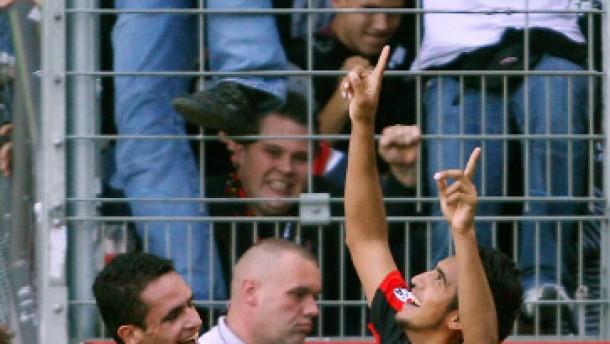 Leverkusen trifft und trifft und trifft