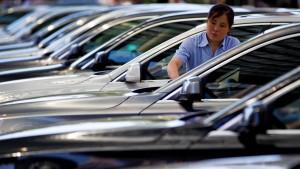 Japans Hersteller leiden in China