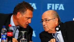 Blatter bekommt seinen Bonus gestrichen