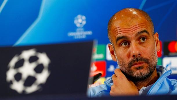Guardiola will es den Deutschen zeigen