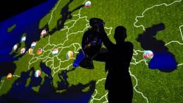 Das riskante Spiel des Fußballs