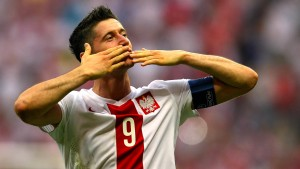 Lewandowski-Show und griechische Blamage