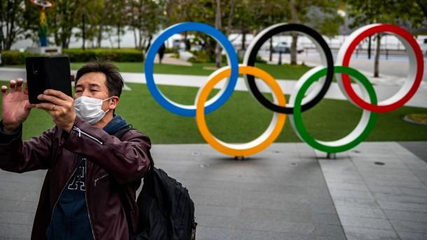 Olympische Spiele in Tokio ohne ausländische Zuschauer