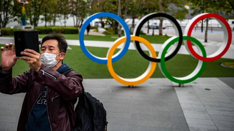 Werden ohne ausländische Zuschauer stattfinden: die Olympischen Sommerspiele in Japan