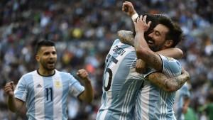 Argentinien siegt und siegt und siegt