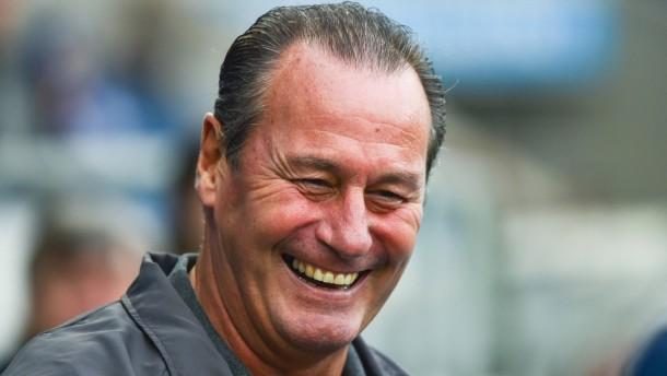 """""""Rudi Carrell der Trainer? Damit habe ich kein Problem"""""""