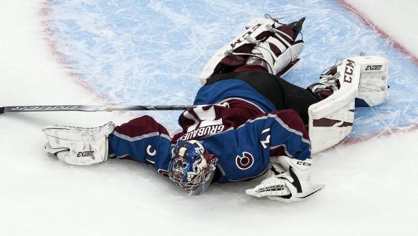 Sorgen um deutschen NHL-Torwart Grubauer
