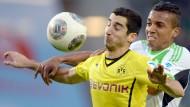 4:1 für Borussia Dortmund