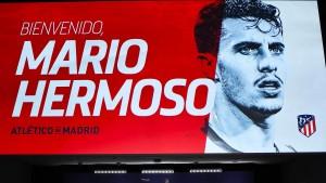 Atletico Madrid investiert 245 Millionen Euro