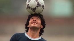 Die unglaublichen Tricks des Diego Maradona
