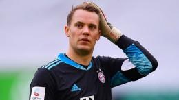 Die große Anspannung des Manuel Neuer
