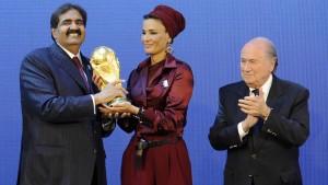 Schweigegeld von der Fifa