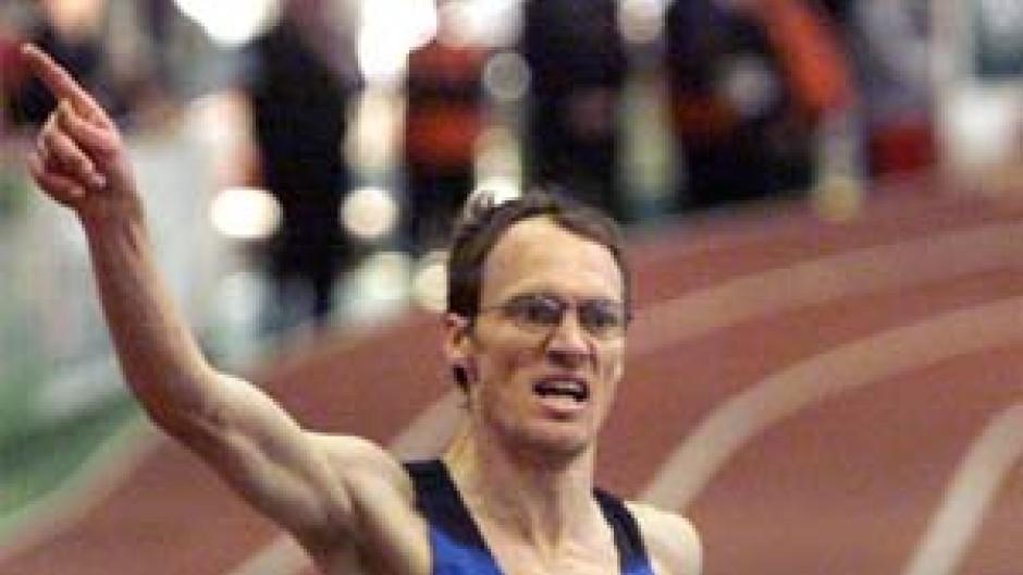 Marathon: Ein neuer Abschnitt auf Dieter Baumanns Laufweg