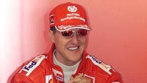 Michael Schumacher: Wir sind wieder da