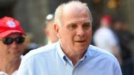 Kehrt Uli Hoeneß nochmal in einer Spitzenfunktion zum FC Bayern zurück?