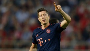 Bayern retten sich ins Ziel