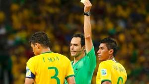 Warum ist Thiago Silva gegen Deutschland gesperrt?