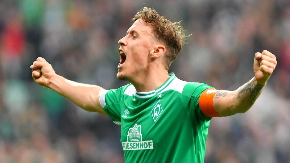 Europa als Ziel: Die Frage ist, ob Kruse dort mit Werder ankommt